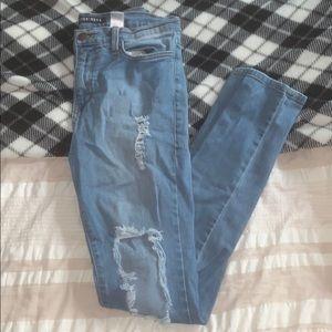 High waisted fashionnova jeans